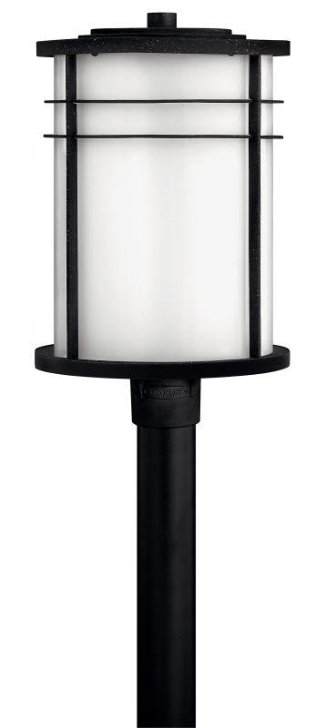 Hinkley Lighting 1121-GU24 1 Light Post Light from the Ledgewood