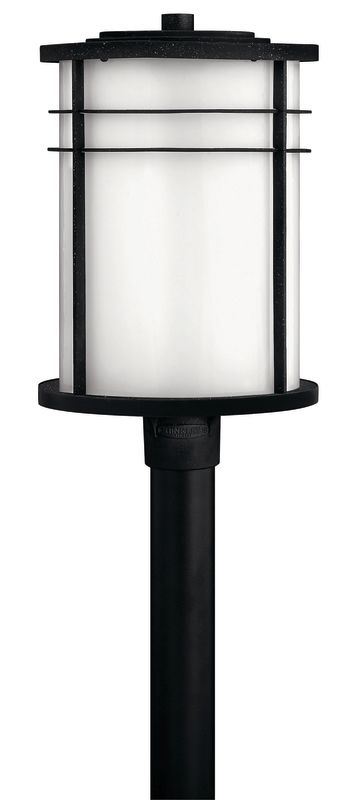 Hinkley Lighting 1121-LED 1 Light LED Post Light from the Ledgewood Sale $559.00 ITEM: bci2634888 ID#:1121VK-LED UPC: 640665112320 :