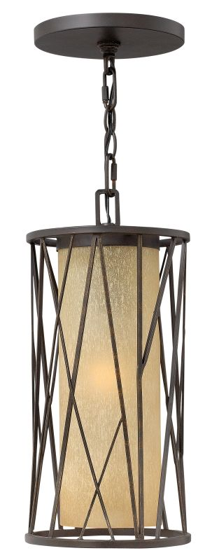 Hinkley Lighting 1152-GU24 1 Light Outdoor Small Pendant with