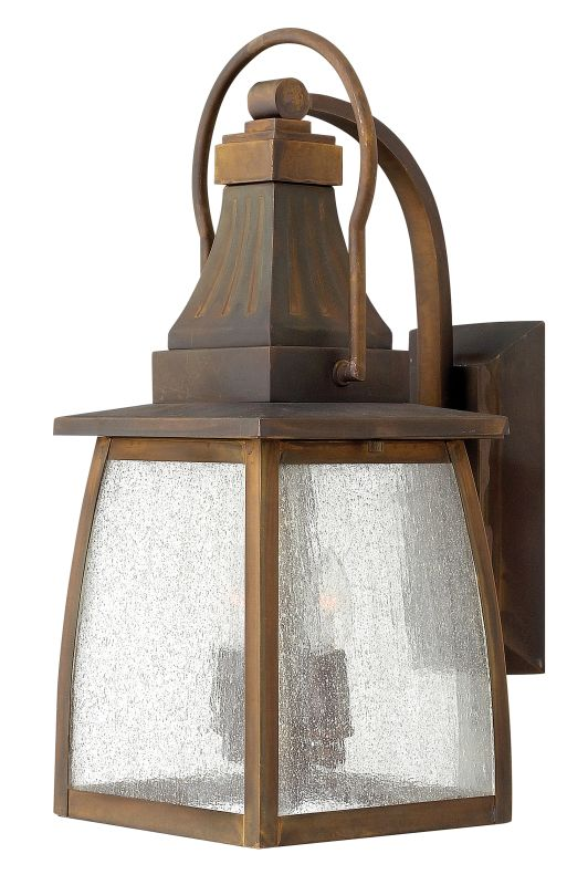 "Hinkley Lighting 1200-LED 17.3"" Height LED Outdoor Lantern Wall Sconce"