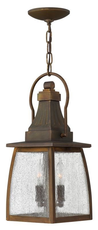 Hinkley Lighting 1202-LED 1 Light LED Outdoor Lantern Pendant from the
