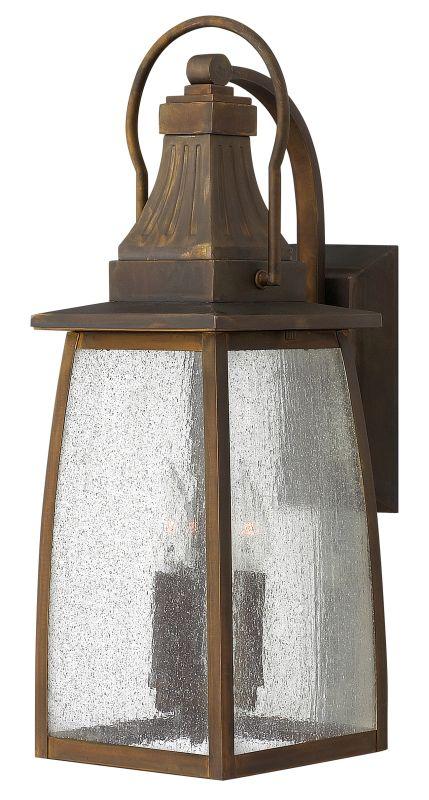 "Hinkley Lighting 1204-LED 20.8"" Height LED Outdoor Lantern Wall Sconce"
