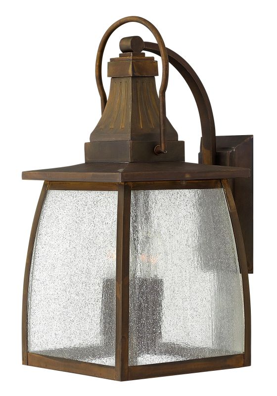 "Hinkley Lighting 1205-LED 19.5"" Height LED Outdoor Lantern Wall Sconce"