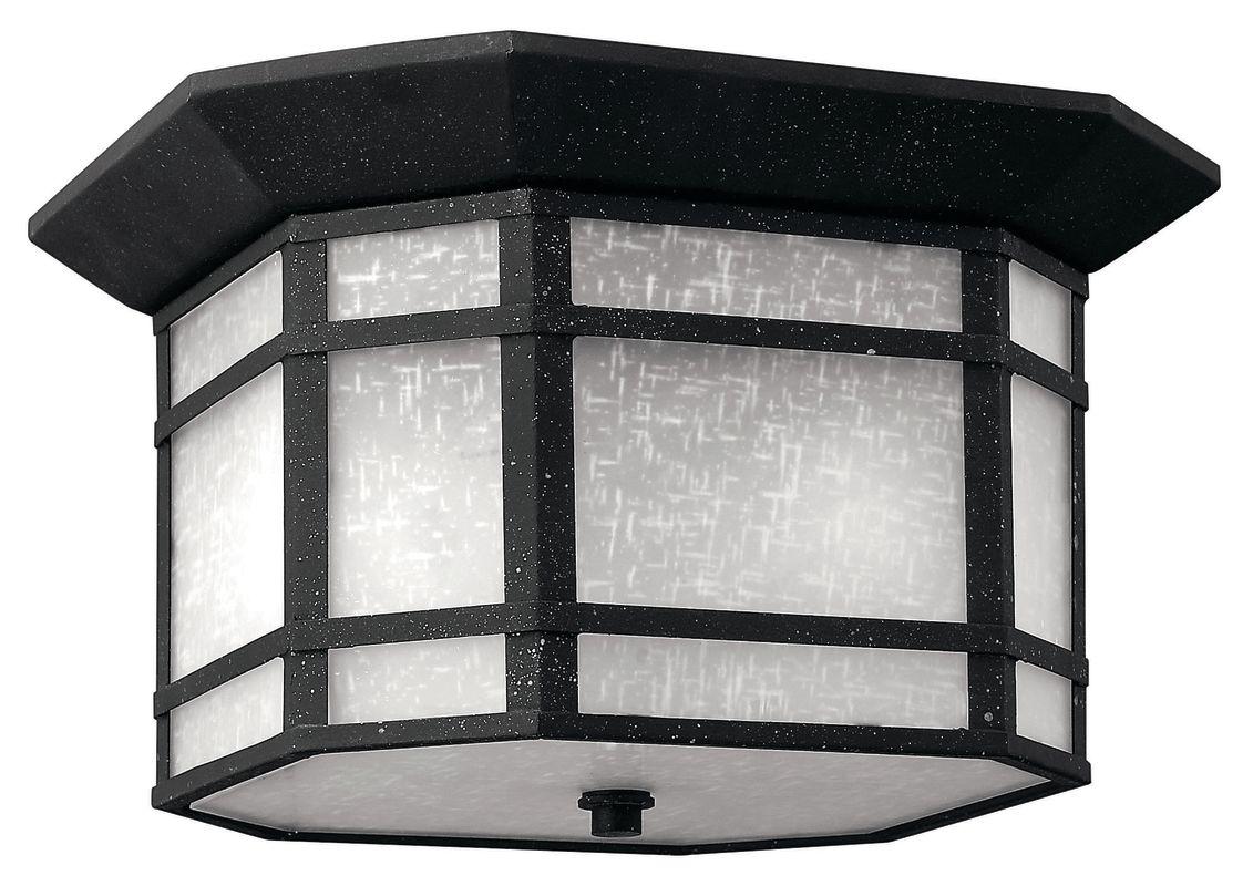 Hinkley Lighting 1273-LED 1 Light Fluorescent LED Outdoor Flush Mount Sale $379.00 ITEM: bci1709716 ID#:1273VK-LED UPC: 640665127317 :