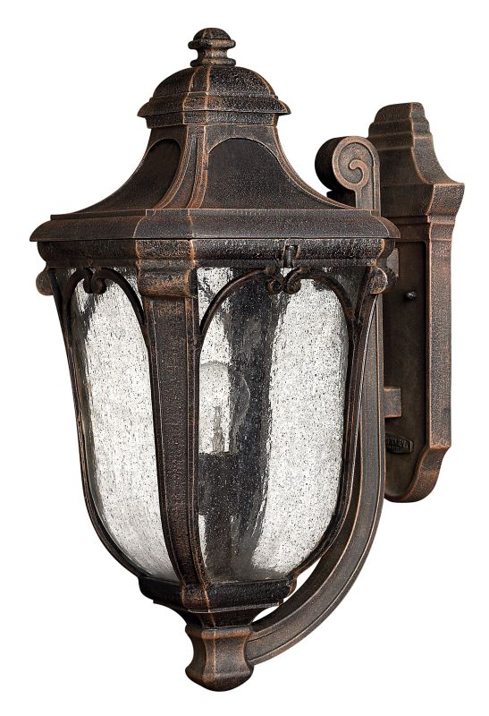 "Hinkley Lighting 1314-GU24 17"" Height 1 Light Lantern Fluorescent"