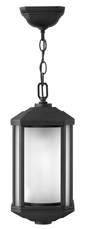 Hinkley Lighting 1392-GU24 1 Light Outdoor Lantern Pendant with Sale $239.00 ITEM: bci2225736 ID#:1392BK-GU24 UPC: 640665139242 :