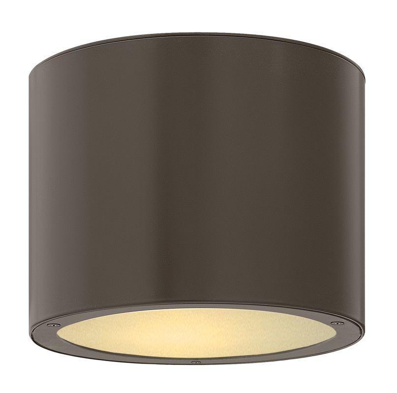 Hinkley Lighting 1663BZ-GU24 Bronze Contemporary Luna Ceiling Light Sale $209.00 ITEM: bci2225569 ID#:1663BZ-GU24 UPC: 640665166392 :