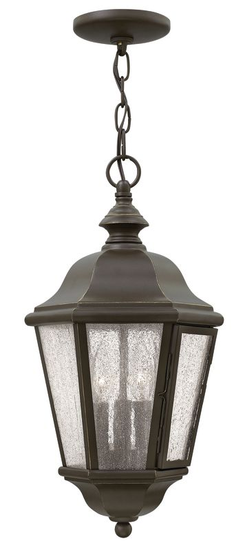 Hinkley Lighting 1672 3 Light Outdoor Small Pendant from the Edgewater