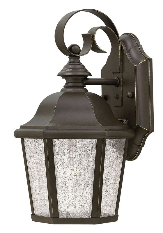 Hinkley Lighting 1674 1 Light Outdoor Lantern Wall Sconce from the Sale $115.00 ITEM: bci2634965 ID#:1674OZ UPC: 640665167450 :