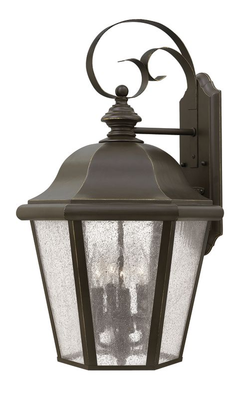Hinkley Lighting 1675 4 Light Outdoor Lantern Wall Sconce from the