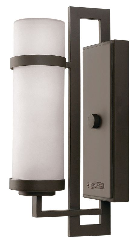 "Hinkley Lighting 1696 1 Light 16"" Height Outdoor Ambient Wall Sconce"