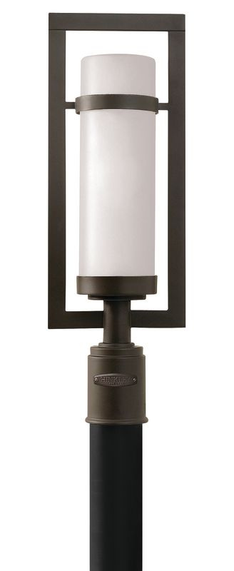 Hinkley Lighting 1697-GU24 1 Light Post Light from the Cordillera Sale $229.00 ITEM: bci2634977 ID#:1697KZ-GU24 UPC: 640665169713 :