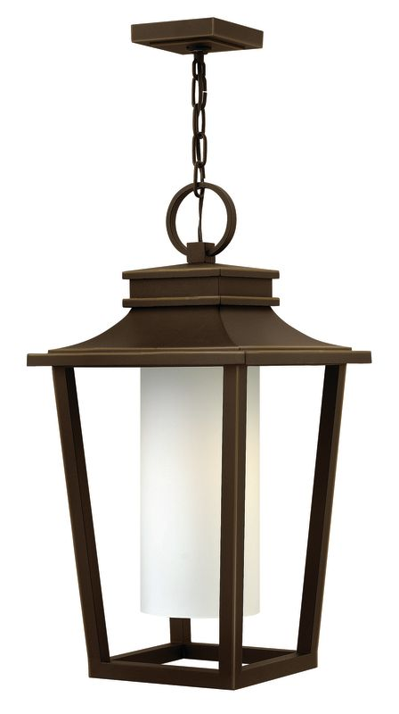 Hinkley Lighting 1742 1 Light Full Sized Outdoor Pendant from the Sale $399.00 ITEM: bci2634992 ID#:1742OZ UPC: 640665174212 :
