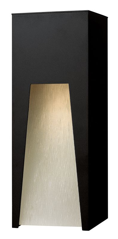 Hinkley Lighting 1764SK-LED Satin Black Contemporary Kube Wall Sconce Sale $459.00 ITEM: bci2225563 ID#:1764SK-LED UPC: 640665176445 :
