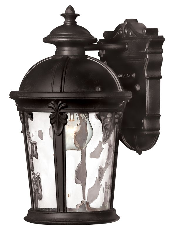 "Hinkley Lighting 1890-LED 12.5"" Height LED Outdoor Lantern Wall Sconce"