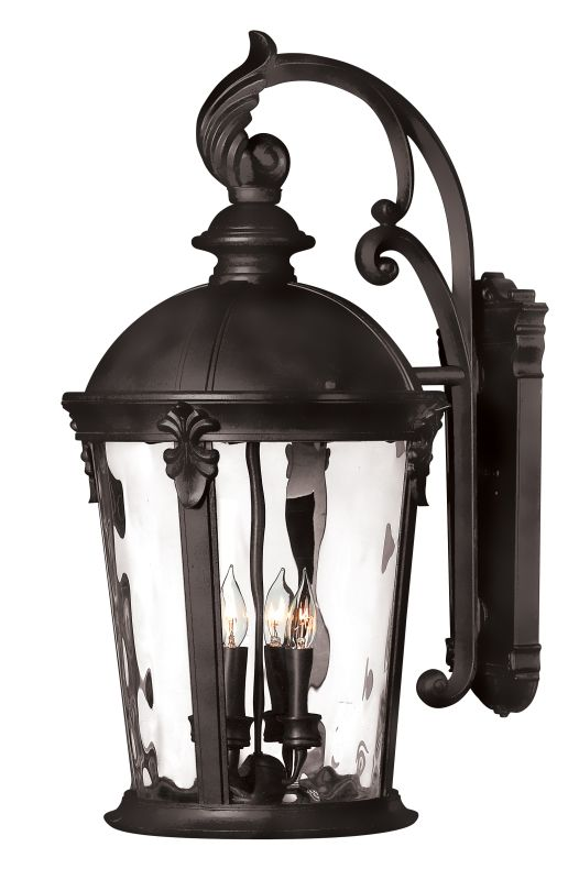 "Hinkley Lighting 1899-LED 25.75"" Height LED Outdoor Lantern Wall Sale $619.00 ITEM: bci2172920 ID#:1899BK-LED UPC: 640665189926 :"