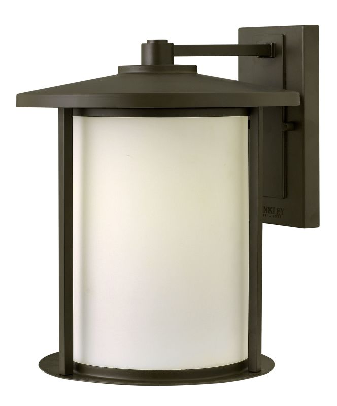 "Hinkley Lighting 1915 13.5"" Height 1 Light Lantern Outdoor Wall Sconce"