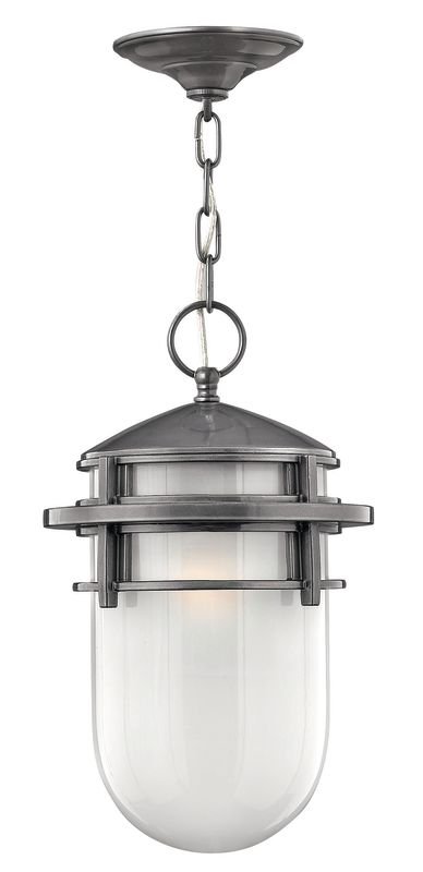 Hinkley Lighting 1952-LED 1 Light LED Outdoor Small Pendant from the Sale $349.00 ITEM: bci2635049 ID#:1952HE-LED UPC: 640665195705 :