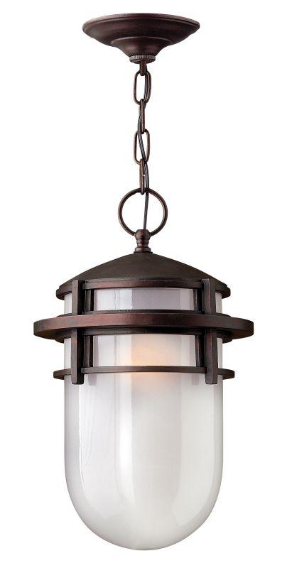 Hinkley Lighting 1952-GU24 1 Light Outdoor Lantern Pendant with