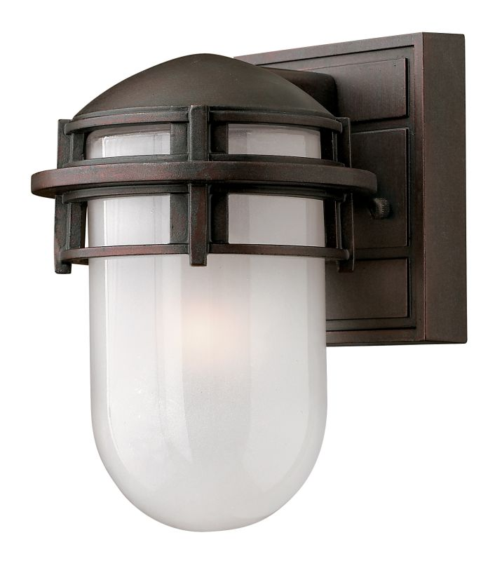 "Hinkley Lighting 1956-GU24 8"" Height 1 Light Fluorescent Outdoor Wall"