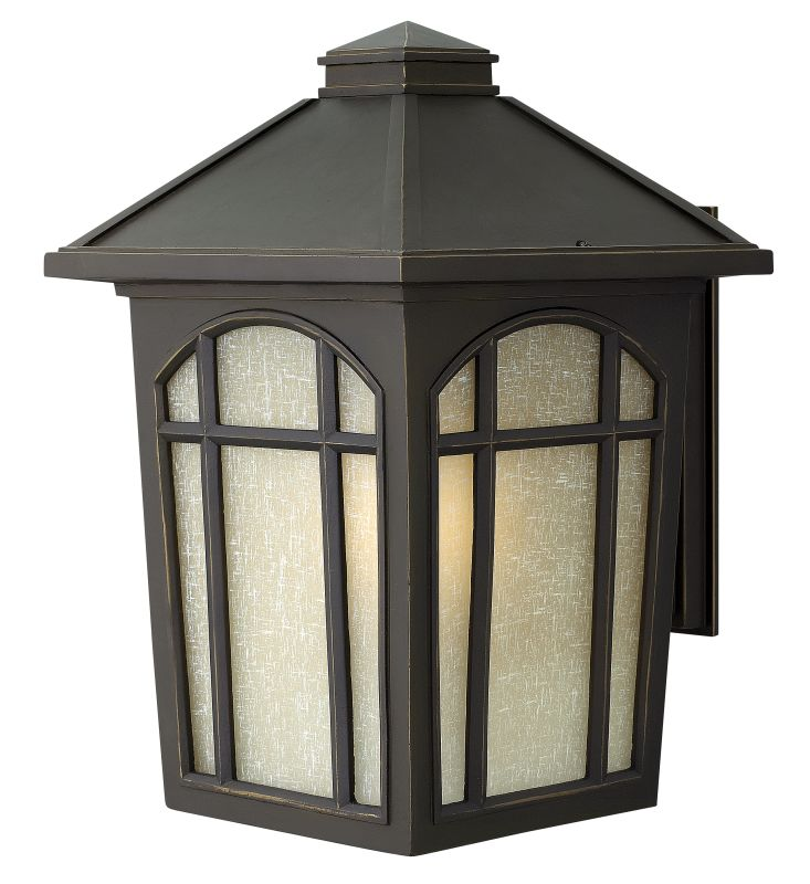 "Hinkley Lighting 1985 16.75"" Height 1 Light Lantern Outdoor Wall"