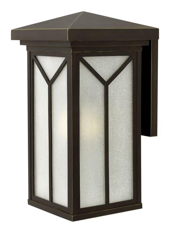 "Hinkley Lighting 1995 21"" Height 1 Light Lantern Outdoor Wall Sconce"