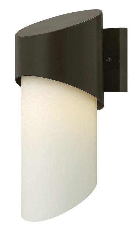 Hinkley Lighting 2060BZ-GU24 Bronze Contemporary Solo Wall Sconce