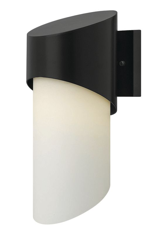 Hinkley Lighting 2060SK-GU24 Satin Black Contemporary Solo Wall Sconce