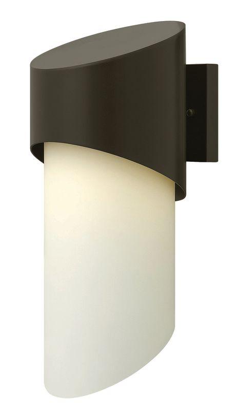 Hinkley Lighting 2064BZ-GU24 Bronze Contemporary Solo Wall Sconce