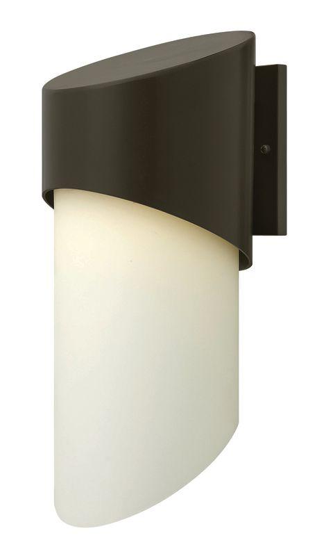 Hinkley Lighting 2065BZ-GU24 Bronze Contemporary Solo Wall Sconce Sale $349.00 ITEM: bci2361992 ID#:2065BZ-GU24 UPC: 640665206524 :