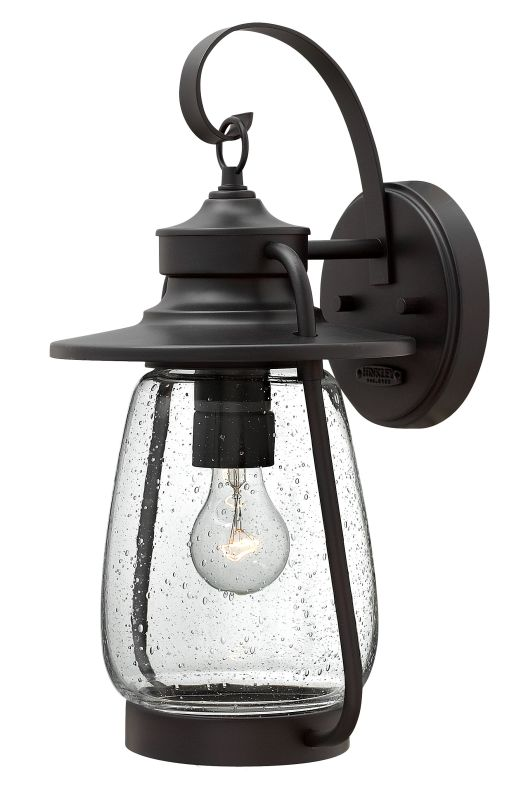 "Hinkley Lighting 2094 17.75"" Height 1 Light Lantern Outdoor Wall"