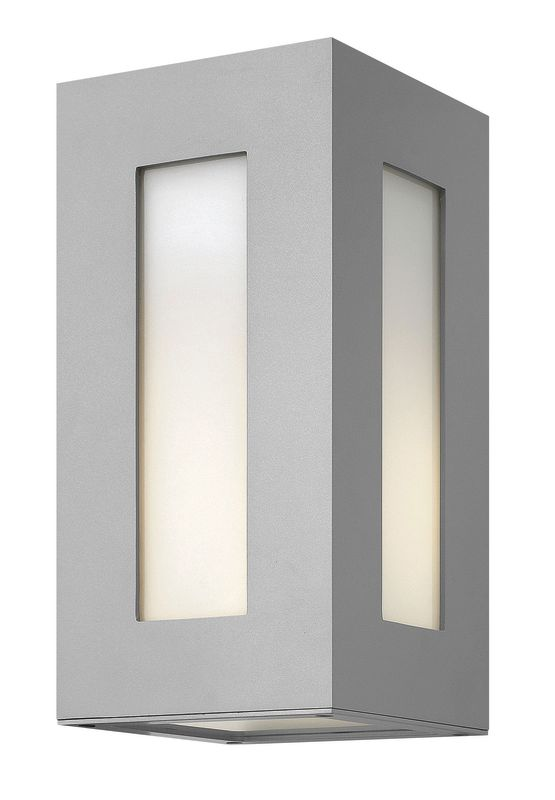 "Hinkley Lighting 2190-LED 2 Light 12.25"" Height LED Outdoor Flush Sale $399.00 ITEM: bci2635103 ID#:2190TT-LED UPC: 640665219050 :"