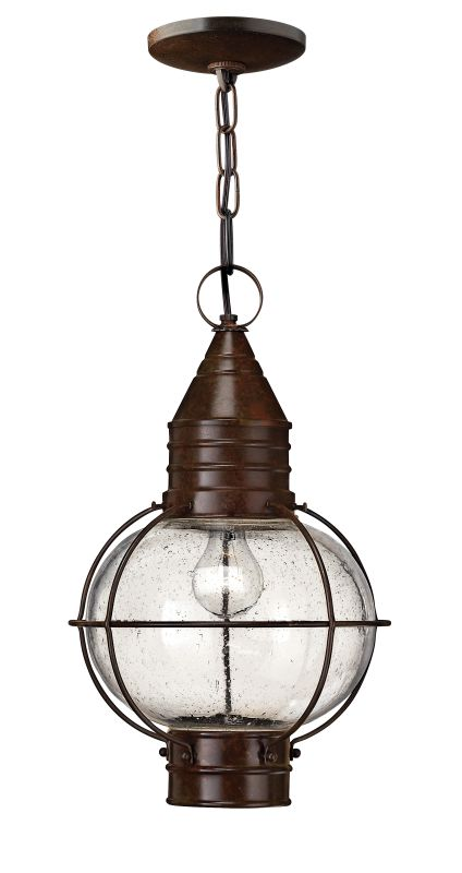 Hinkley Lighting 2202-LED 1 Light LED Outdoor Lantern Pendant from the