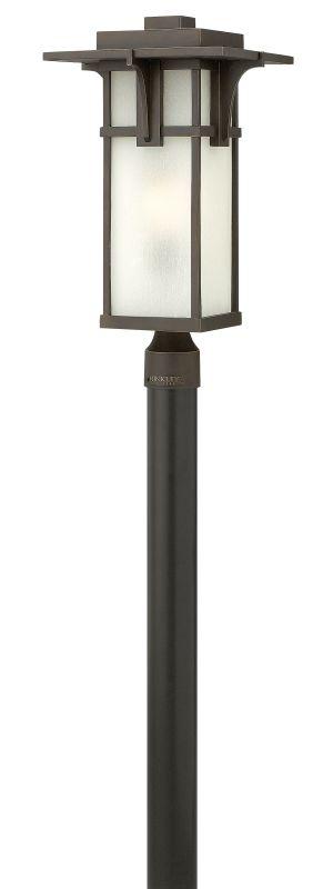 Hinkley Lighting 2231-GU24 1 Light Post Light from the Manhattan