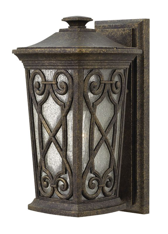 "Hinkley Lighting 2274 1 Light 15.25"" Height Outdoor Lantern Wall"