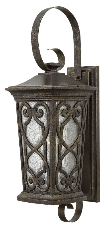 Hinkley Lighting 2278-LED 1 Light LED Outdoor Wall Sconce from the Sale $399.00 ITEM: bci2736611 ID#:2278AM-LED UPC: 640665227819 :