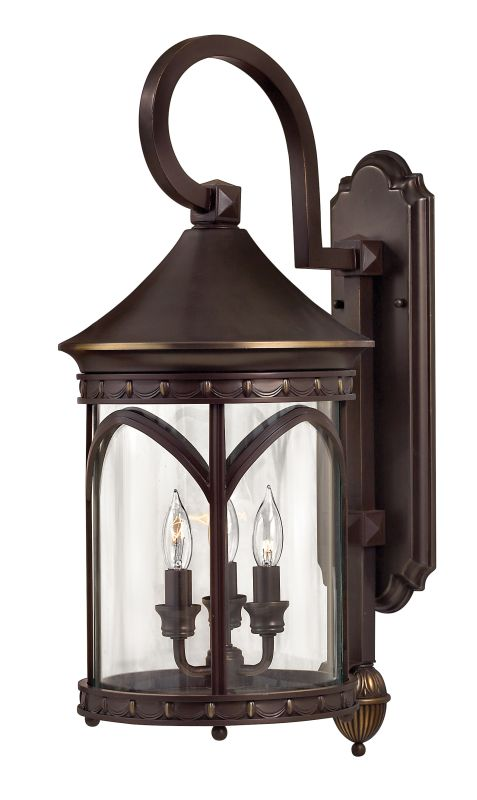 "Hinkley Lighting 2314-LED 24.5"" Height LED Outdoor Lantern Wall Sconce"