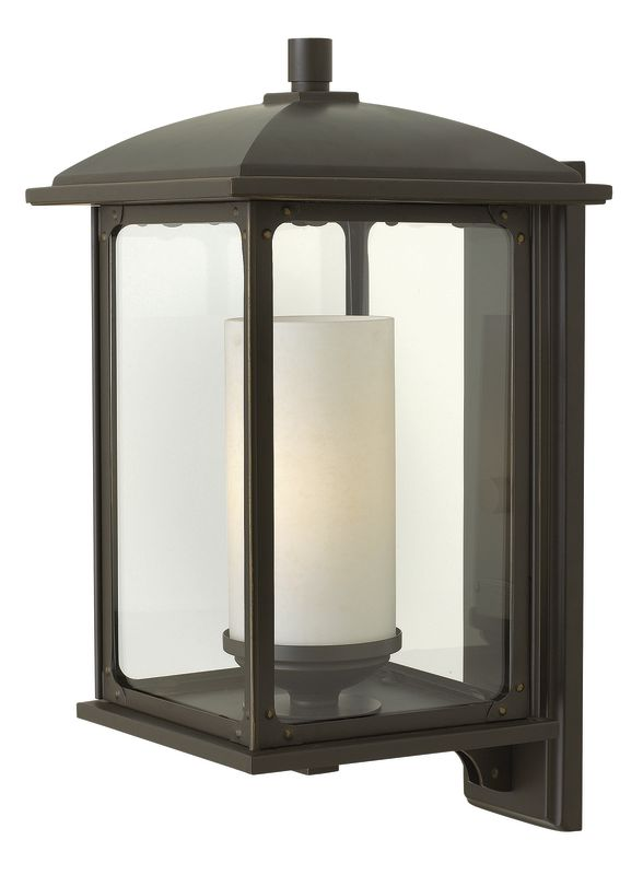 "Hinkley Lighting 2475 21.3"" Height 1 Light Lantern Outdoor Wall Sconce"