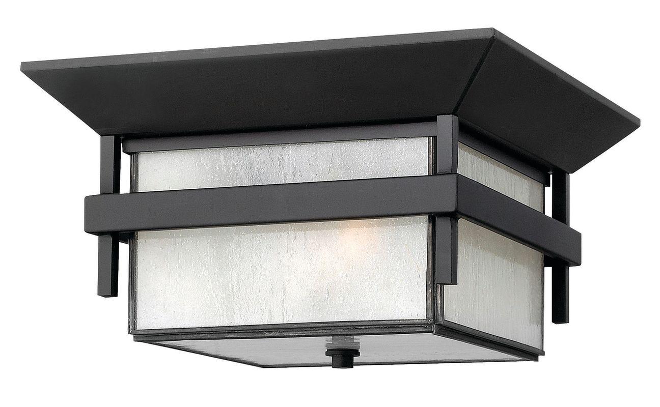 Hinkley Lighting 2573-LED 1 Light LED Outdoor Flush Mount Ceiling