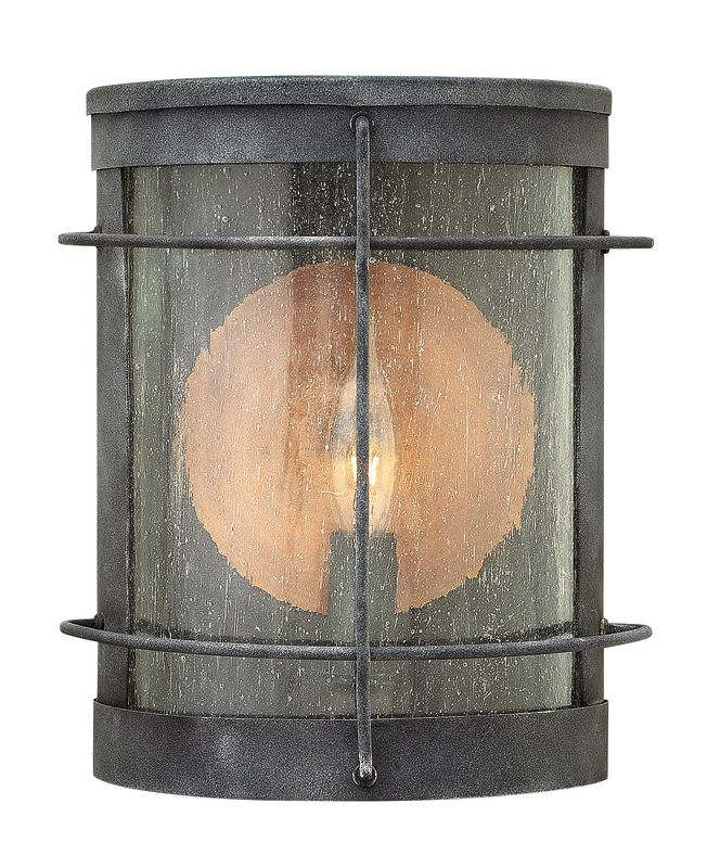 Hinkley Lighting 2620 1 Light Outdoor Lantern Wall Sconce from the Sale $179.00 ITEM: bci2635144 ID#:2620DZ UPC: 640665262032 :