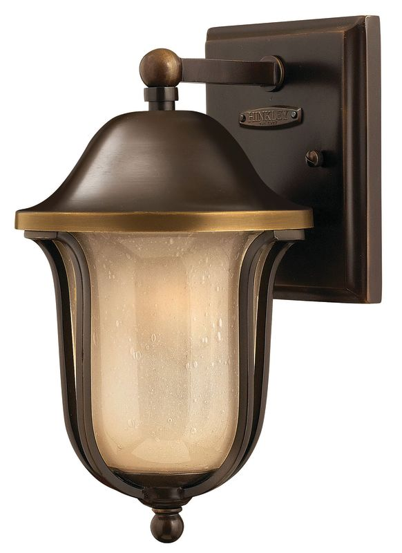 Hinkley Lighting 2636-GU24 1 Light Title 24 Fluorescent Outdoor Sale $189.00 ITEM: bci2635153 ID#:2636OB-GU24 UPC: 640665263640 :