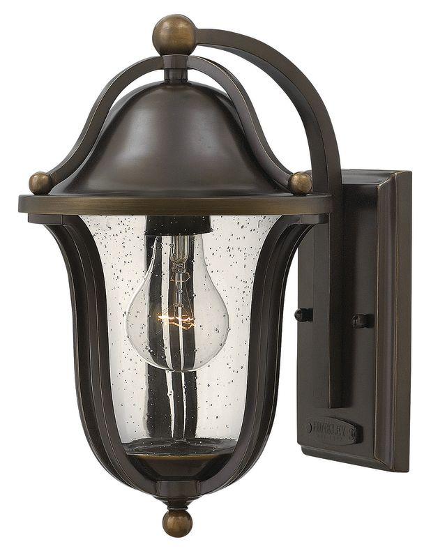 "Hinkley Lighting 2640 1 Light 12.25"" Height Outdoor Lantern Wall"