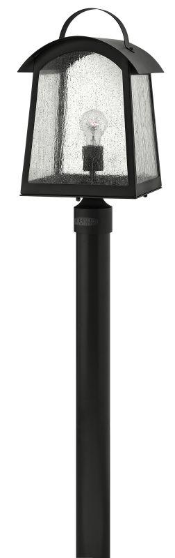 Hinkley Lighting 2651 1 Light Post Light from the Putney Bridge Sale $309.00 ITEM: bci2173057 ID#:2651BK UPC: 640665265101 :