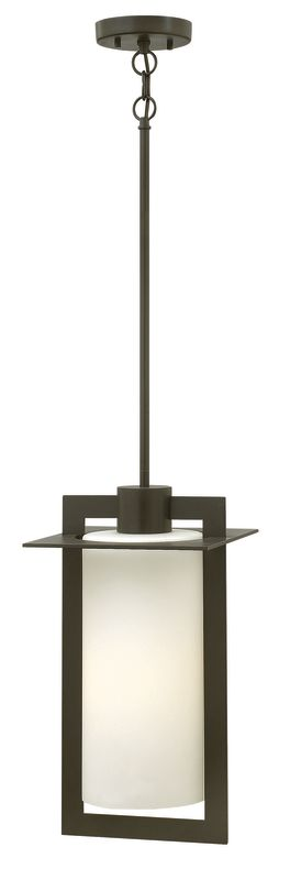 Hinkley Lighting 2922-LED 1 Light LED Outdoor Small Pendant from the Sale $339.00 ITEM: bci2635186 ID#:2922BZ-LED UPC: 640665292220 :