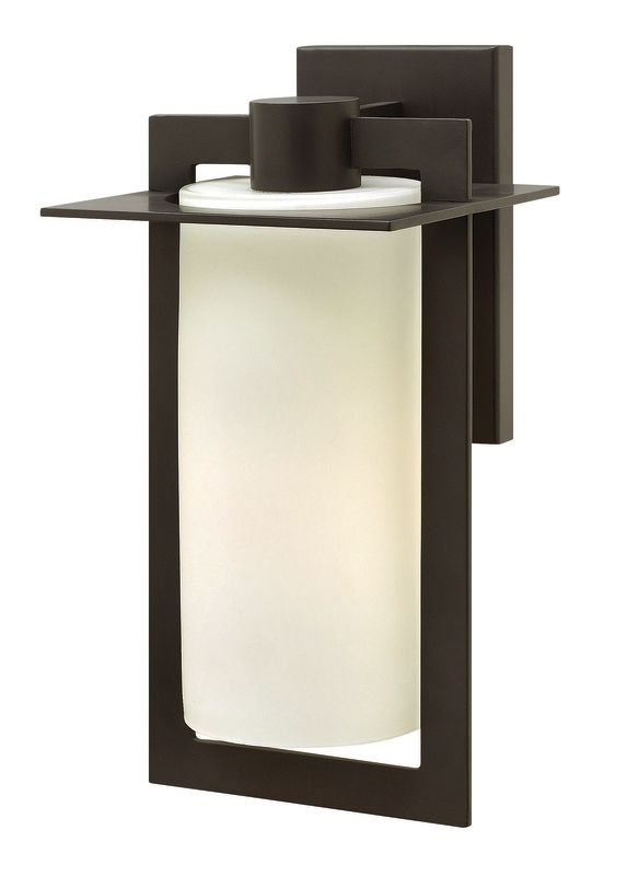 Hinkley Lighting 2924-GU24 15.25&quote Height 1 Light Fluorescent Outdoor