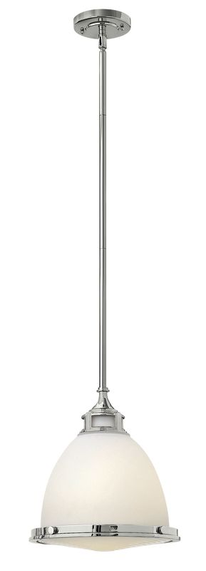 Hinkley Lighting 3124-LED 1 Light LED Full Sized Pendant with Etched Sale $419.00 ITEM: bci2635655 ID#:3124CM-LED UPC: 640665312447 :