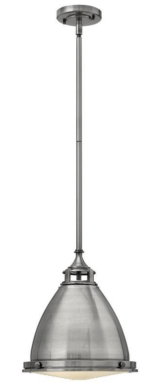 Hinkley Lighting 3126-GU24 1 Light Title 24 Fluorescent Full Sized Sale $409.00 ITEM: bci2635664 ID#:3126PL-GU24 UPC: 640665312683 :
