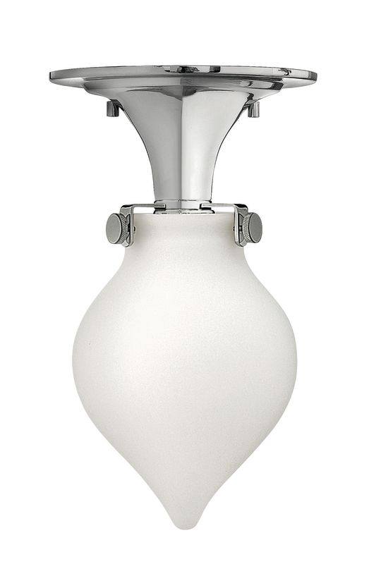 Hinkley Lighting 3145-LED 1 Light LED Semi-Flush Ceiling Fixture with Sale $229.00 ITEM: bci2635725 ID#:3145CM-LED UPC: 640665314670 :