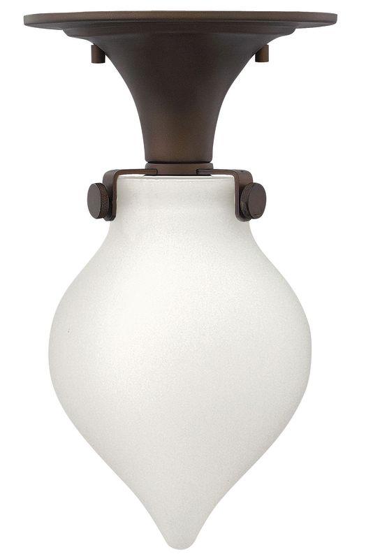 Hinkley Lighting 3145-LED 1 Light LED Semi-Flush Ceiling Fixture with Sale $229.00 ITEM: bci2635727 ID#:3145OZ-LED UPC: 640665314694 :