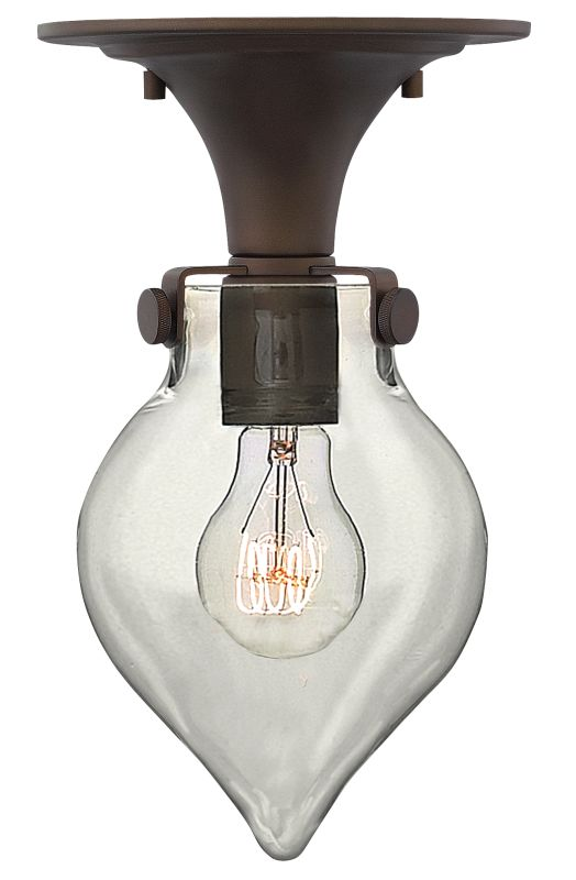 Hinkley 3151OZ Oil Rubbed Bronze Contemporary Congress Ceiling Light
